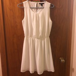 Forever 21 white summer dress